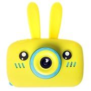 Детский фотоаппарат CARTOON DIGITAL Зайка желтый