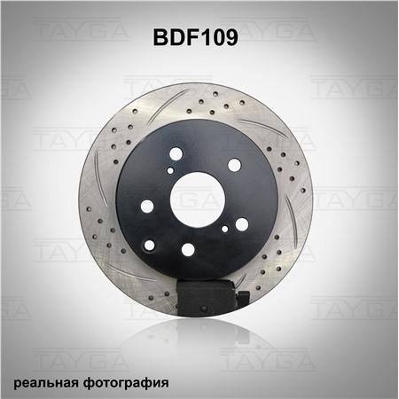 BDF109 - ЗАДНИЕ