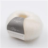 Пряжа Vogue Белый 001, 225м/25г, Casagrande
