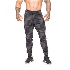 Спортивные брюки Better Bodies Tapered Joggers V2, темный камуфляж