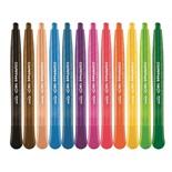 Восковые мелки Maped Color'peps Twist 12 цветов 860612