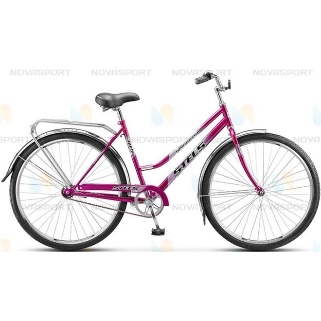Велосипед Stels Navigator 305 Lady (2016) Белый, интернет-магазин Sportcoast.ru