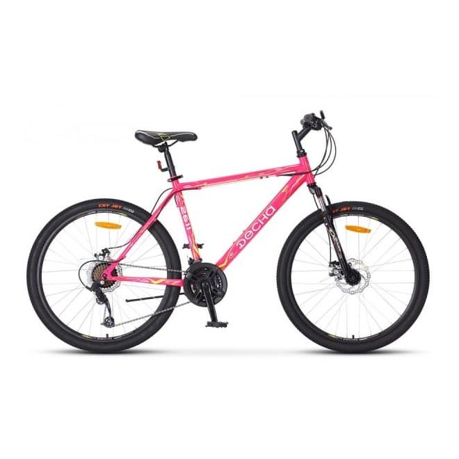 "Велосипед 26"" Десна 2611 MD V010 Розовый (LU090676), интернет-магазин Sportcoast.ru"