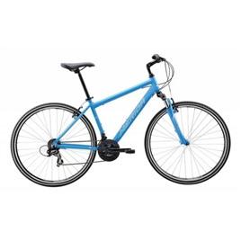 Велосипед Merida Crossway 5-V Blue/White (2017), интернет-магазин Sportcoast.ru