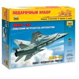 Сборная модель Звезда Истребитель перехватчик советский МиГ-31 (1:72) 7229П
