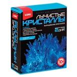 Набор для выращивания кристаллов Lori Синий кристалл Лк-002