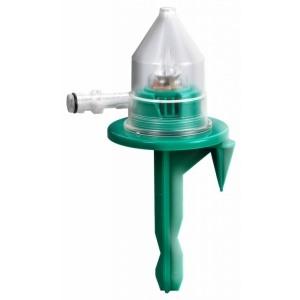 Газонный разбрызгиватель со светодиодом Color Changing Sprinkler