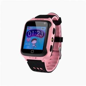 Детские часы GPS трекер Smart Baby Watch Q66S Розовые