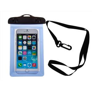 Чехол водонепроницаемый  для мобильных телефонов черный