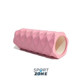 Цилиндр массажный 33 см розовый