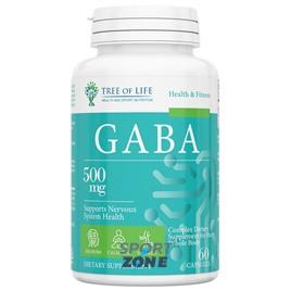GABA 500mg 60caps