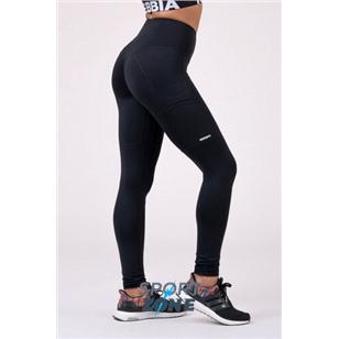 Ne High waist Fit&Smart leggings цв.чёрный