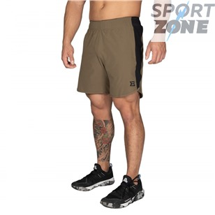 Спортивные шорты Better Bodies Brooklyn Shorts V2, зеленые