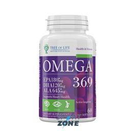 Life Omega 3-6-9 60 softgels