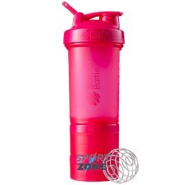 Шейкер спортивный ProStak со съемными контейнером, крышкой и таблетницей