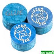 ZAN-tip Наклейка для кия «ZAN» (S) 14 мм, интернет-магазин товаров для бильярда Play-billiard.ru
