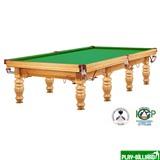 Weekend Бильярдный стол для русского бильярда «Dynamic Prince» 12 ф (дуб), интернет-магазин товаров для бильярда Play-billiard.ru