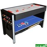 Weekend Многофункциональный игровой стол 3 в 1 «Global», интернет-магазин товаров для бильярда Play-billiard.ru