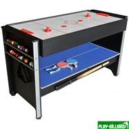 Weekend Многофункциональный игровой стол 3 в 1 «Global», интернет-магазин товаров для бильярда Play-billiard.ru. Фото 1