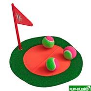 Набор для мини-гольфа «2 в 1» для улицы и дома, интернет-магазин товаров для бильярда Play-billiard.ru. Фото 3
