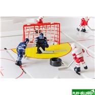 Настольный хоккей «Метеор» (96 x 51 x 16 см, цветной), интернет-магазин товаров для бильярда Play-billiard.ru. Фото 7