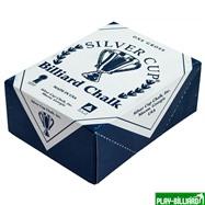 Weekend Мел «Silver Cup» (144 шт) зеленый, интернет-магазин товаров для бильярда Play-billiard.ru. Фото 5
