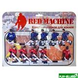 """Комплект игроков """"Red Machine"""", интернет-магазин товаров для бильярда Play-billiard.ru"""