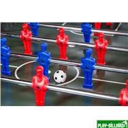 Weekend Стол-трансформер «Vortex 3-in-1» (3 игры: аэрохоккей, футбол, бильярд, 127 х 78.7 х 86.4 см, серый), интернет-магазин товаров для бильярда Play-billiard.ru. Фото 6