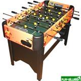 Настольный футбол (кикер) «Amsterdam» (120х61х84, цветной), интернет-магазин товаров для бильярда Play-billiard.ru
