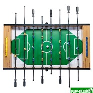 Weekend Настольный футбол «Champion Pro» (140х72х86, светлый), интернет-магазин товаров для бильярда Play-billiard.ru. Фото 2