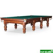 """Бильярдный стол для снукера """"Classic II"""" 12 ф (орех), интернет-магазин товаров для бильярда Play-billiard.ru"""