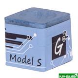 G2 Мел «G2 Japan Model S» синий, интернет-магазин товаров для бильярда Play-billiard.ru