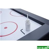 Weekend Аэрохоккей «Hover» 6 ф (187 х 96,5 х 81,2 см, черный), интернет-магазин товаров для бильярда Play-billiard.ru. Фото 6