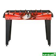 Weekend Настольный футбол (кикер) «Flex» (122x61x78.7 см, красный), интернет-магазин товаров для бильярда Play-billiard.ru. Фото 2