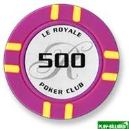 Набор для покера Le Royale на 500 фишек, интернет-магазин товаров для бильярда Play-billiard.ru. Фото 7