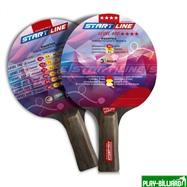Weekend Теннисная ракетка Start line Level 400 New (анатомическая), интернет-магазин товаров для бильярда Play-billiard.ru. Фото 1