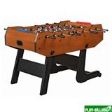 Настольный футбол (кикер) «Maccabi» (121x61x81, орех, складной), интернет-магазин товаров для бильярда Play-billiard.ru