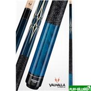 "Viking Кий для пула 2-pc ""Viking Valhalla VA231"" (синий), интернет-магазин товаров для бильярда Play-billiard.ru. Фото 3"