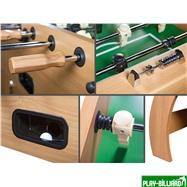 Настольный футбол «Royal» (144x73x86 см, светлый), интернет-магазин товаров для бильярда Play-billiard.ru. Фото 7