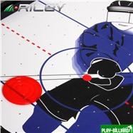 """Настольный аэрохоккей """"Riley"""" (60 см х 30 см х 14 см), интернет-магазин товаров для бильярда Play-billiard.ru. Фото 5"""