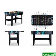Weekend Настольный футбол (кикер) «Porto» (121х61х83, цветной), интернет-магазин товаров для бильярда Play-billiard.ru. Фото 2