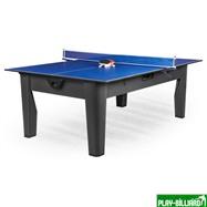 DBO Многофункциональный игровой стол 6 в 1 «Tornado» (темно-серый), интернет-магазин товаров для бильярда Play-billiard.ru. Фото 10