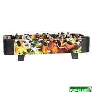 Weekend Настольный футбол «Mini S»  (81 x 46 x 18 см), интернет-магазин товаров для бильярда Play-billiard.ru. Фото 3