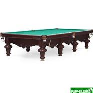 Weekend Бильярдный стол для снукера «Rococo» 12 ф (махагон), интернет-магазин товаров для бильярда Play-billiard.ru