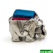 Weekend Пенал для мела «Peweter», слон, интернет-магазин товаров для бильярда Play-billiard.ru. Фото 2