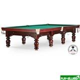 Weekend Бильярдный стол для снукера «Classic II» 12 ф (махагон), интернет-магазин товаров для бильярда Play-billiard.ru
