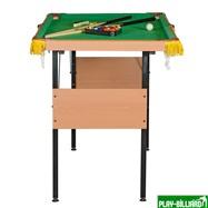 Weekend Бильярдный стол для пула «Hobby 4.5'» (в комплекте), интернет-магазин товаров для бильярда Play-billiard.ru. Фото 3