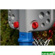 Баскетбольный щит на регулируемой опоре «Deluxe Basketball» (с мячом для мини-баскетбола), интернет-магазин товаров для бильярда Play-billiard.ru. Фото 7