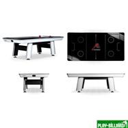Atomic Аэрохоккей «Atomic Avenger» 8 ф (244 х 122 х 82 см, черный), интернет-магазин товаров для бильярда Play-billiard.ru. Фото 2