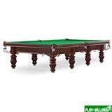 Бильярдный стол для снукера «Dynamic Prince» 12 ф (махагон), интернет-магазин товаров для бильярда Play-billiard.ru